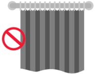 Sem cortinas