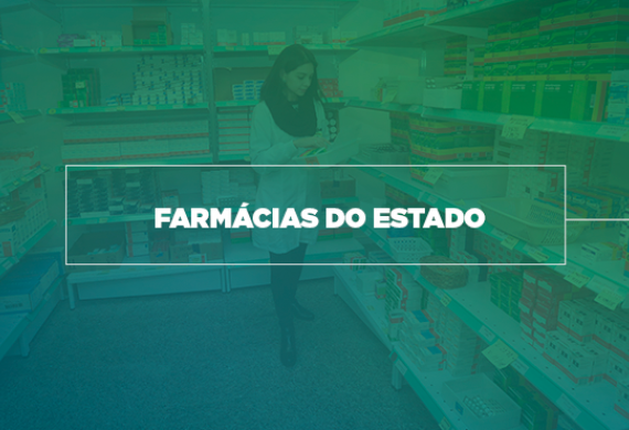 Farmácias do Estado